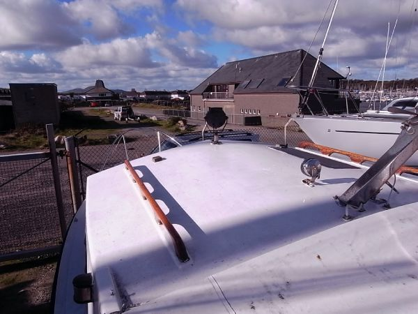 Wheelhouse roof