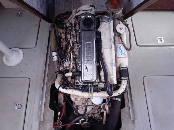 Ford Mermaid diesel engine