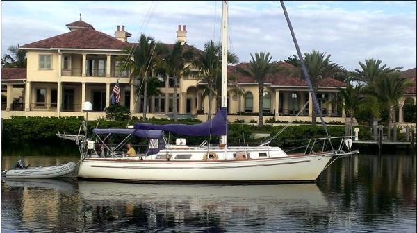 Gulfstar 37 MAXINE