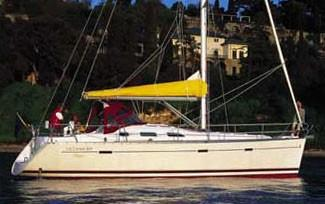 Beneteau 393 Manufacturer Provided Image: 393