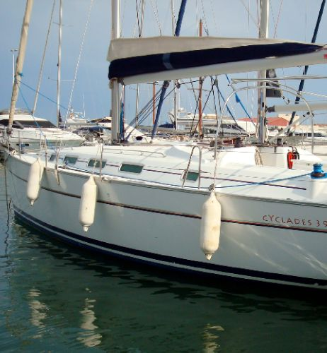 Beneteau Cyclades 39 BENETEAU CYCLADES 39.3