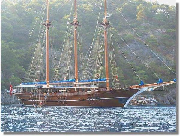 Gulet Motorsailer Yacht