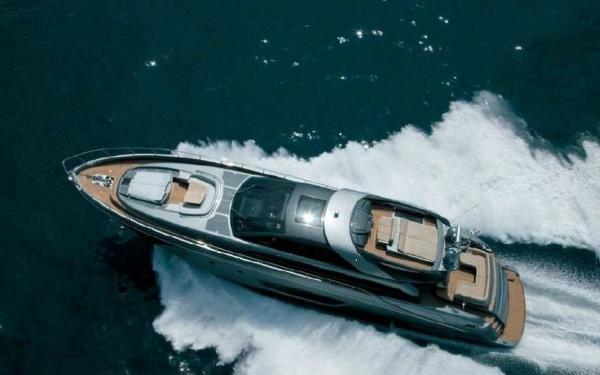 Riva 86' DOMINO Profile
