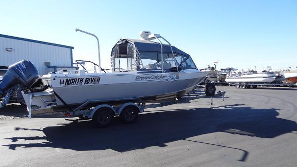 North River 240 Seahawk