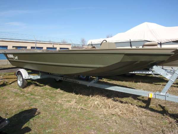Alumacraft MV1648 Jon 15