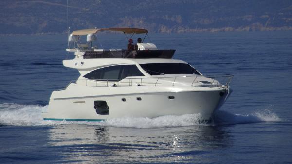 Ferretti Yachts 510 Ferretti 510