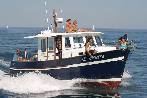 Rhea Marine 850 Timonier Rhea 850 Timonier