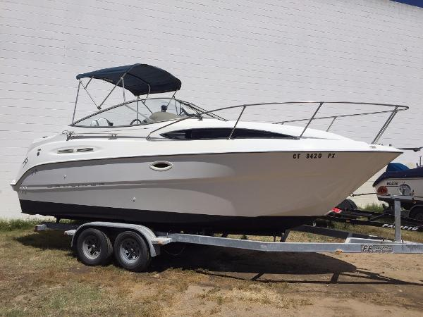 Bayliner 2455 Ciera Actual Boat