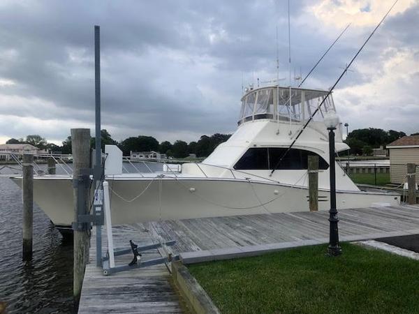 Post 46 Sport Fisherman