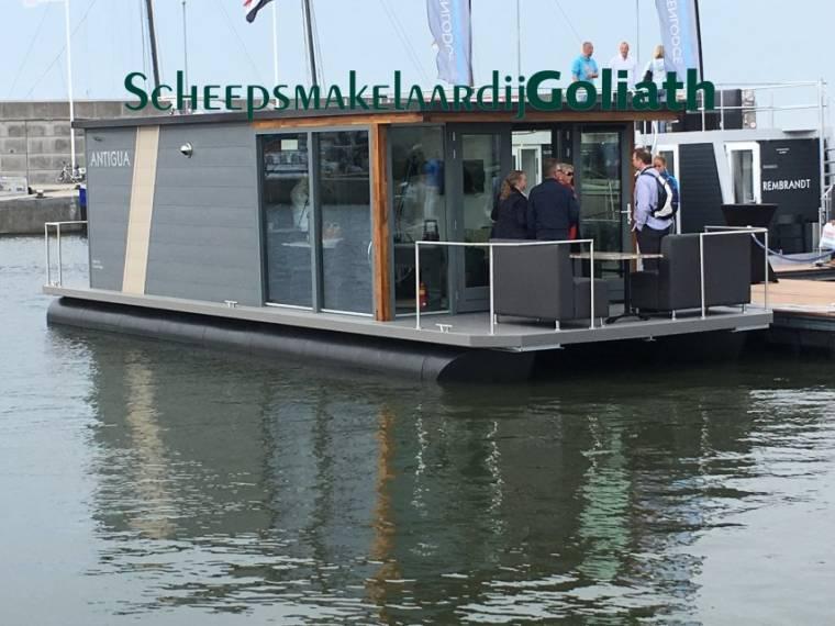 HAVENLODGE 3.0 Houseboat