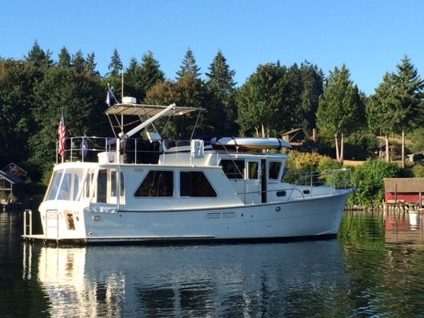 Helmsman 38 Pilothouse Trawler Destiny