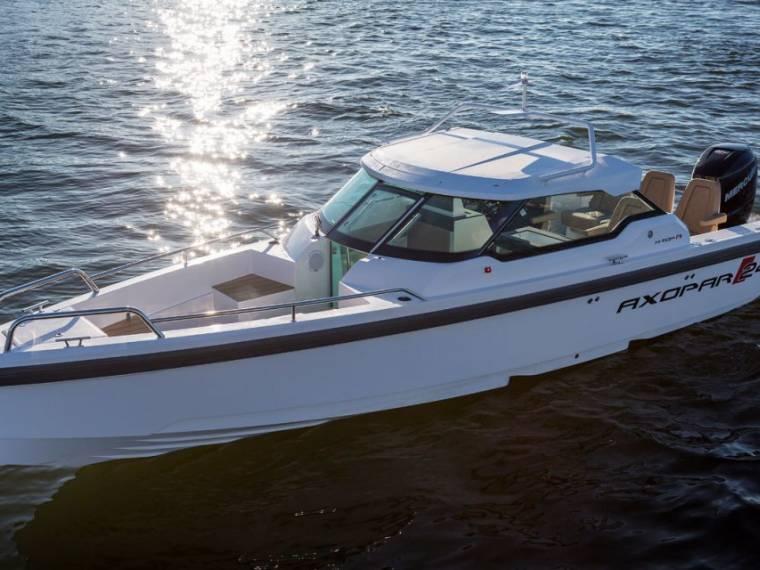 Axopar Axopar Boats Axopar 24 Hard Top