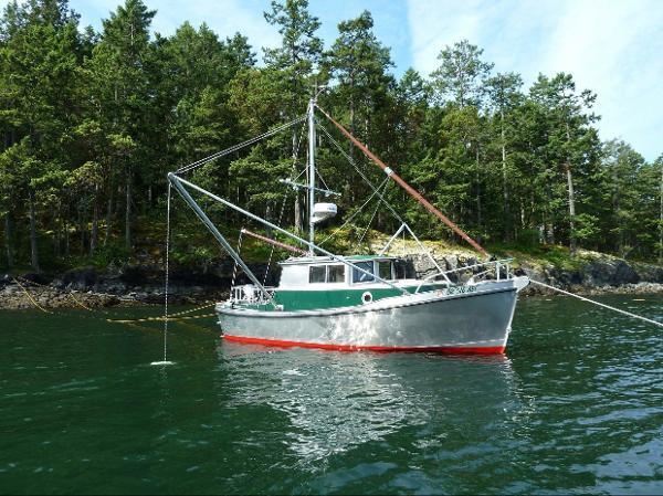 Custom Timbercoast by Bartender Boats