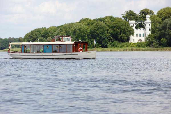 Classic Passenger Ship