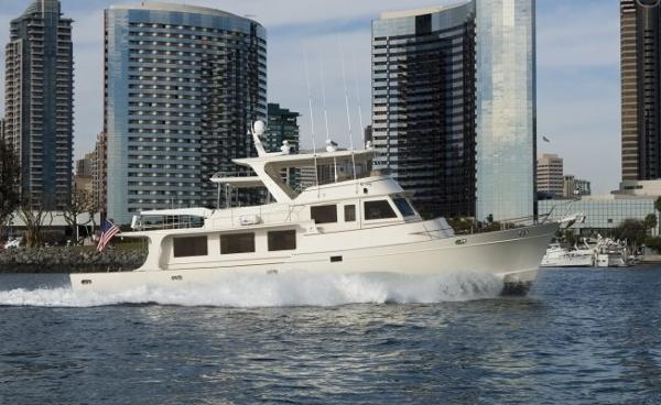 "Fleming Raised Pilothouse 2000 72' Fleming Pilothouse ""SULADAN"""