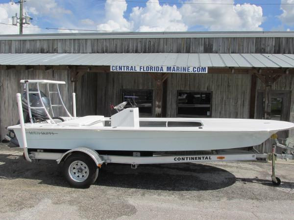 Mitzi 17 Center Console