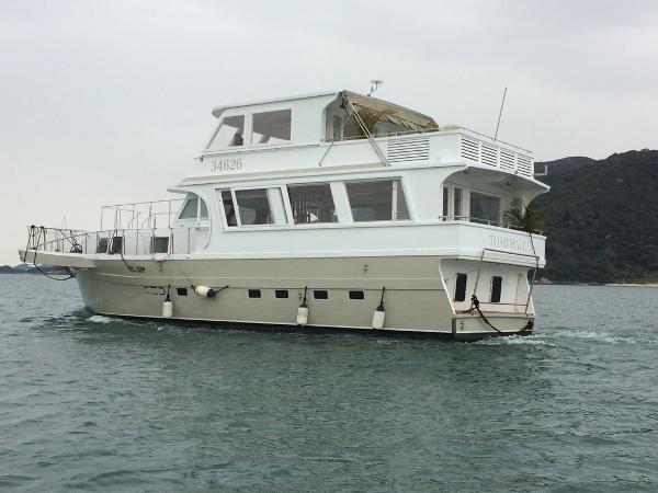 Sun Hing Shing Shipyard Houseboat
