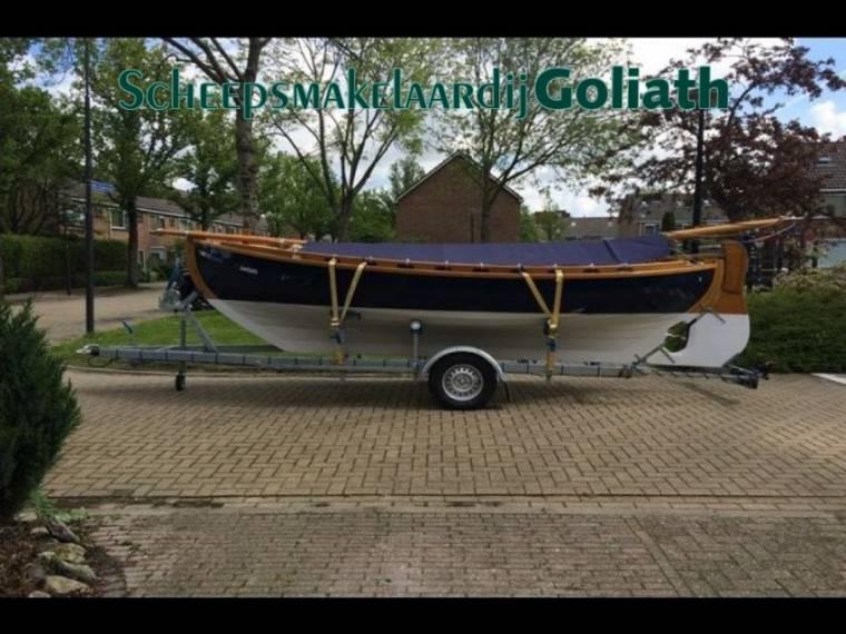 Snipa open zeilboot