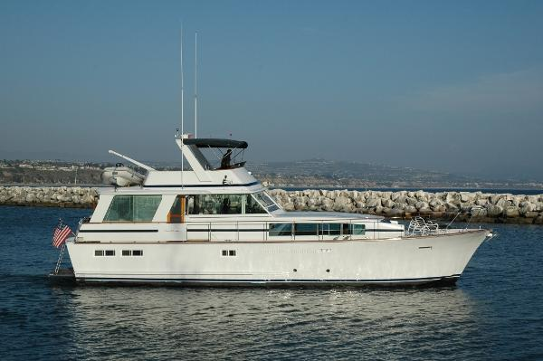 Chris-Craft Roamer 60'