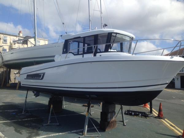Jeanneau Merry Fisher 755 Marlin Marlin 755