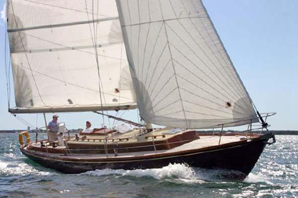Brooklin Boat Yard Custom HALCYON