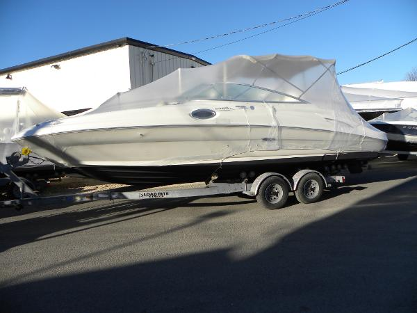 Sea Ray 2002 270 Sundeck
