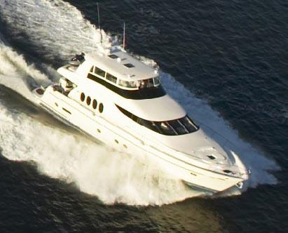 Neptunus 70 Motoryacht Manufacturer Provided Image