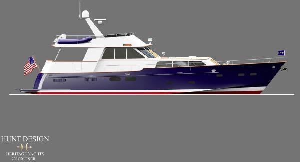 Heritage Yachts Newport 78