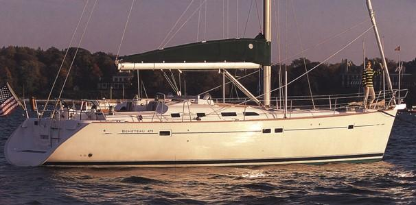 Beneteau 473 Manufacturer Provided Image: 473
