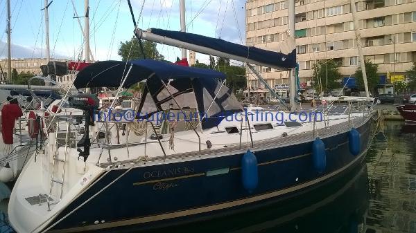 Beneteau Oceanis Clipper 393 Beneteau Oceanis 393