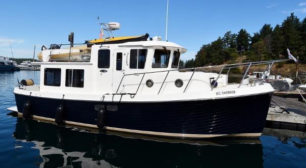 American Tug 34   #42 Salish Ranger