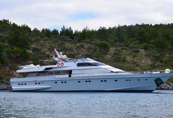 Admiral 35 36 M ADMIRAL PROFILE