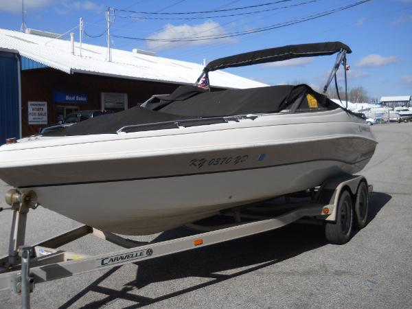 Caravel new and used boats for sale in il for Fish and ski boats for sale craigslist