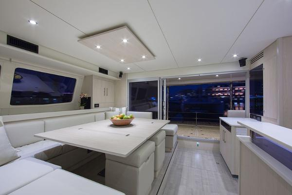 Moorings 5800 Interior