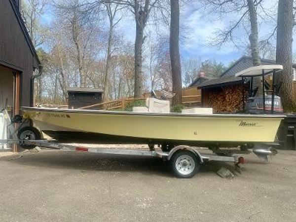 Maverick Boat Co. Master Angler 17