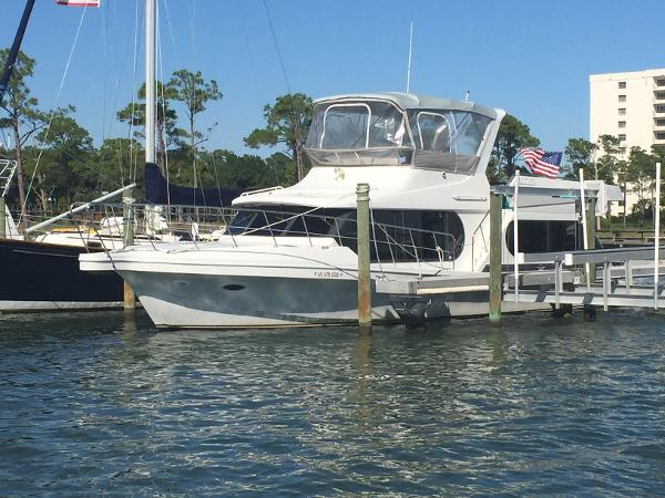 Bluewater Yachts Coastal Cruiser