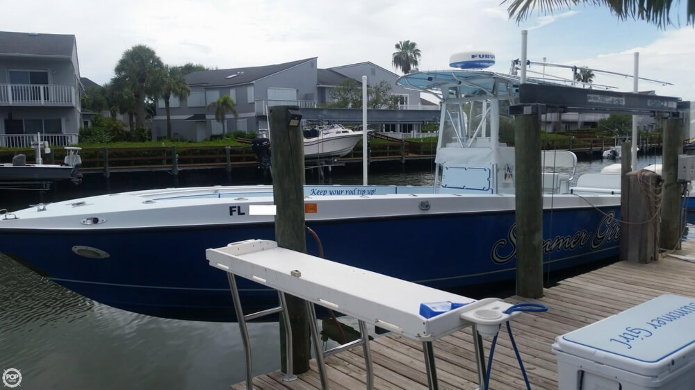 Whitewater 32 Openfish 1987 White Water 32 Openfish for sale in Fort Pierce, FL