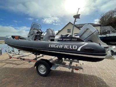 Highfield 560 Sport