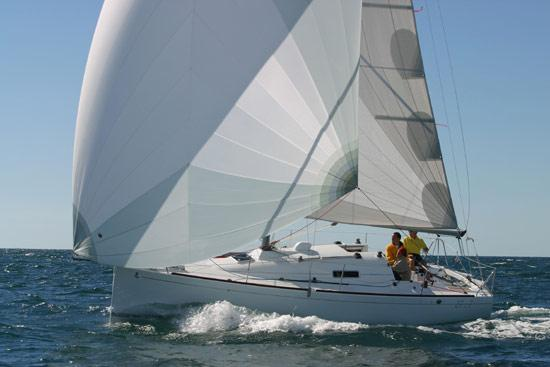 Beneteau First 27.7 Manufacturer Provided Image: First 27.7