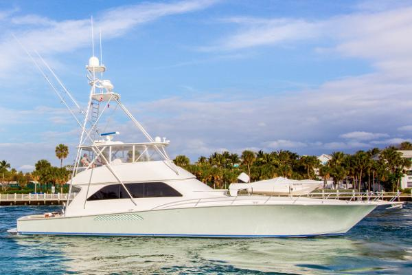 Viking 74' Open Bridge MAVERICK