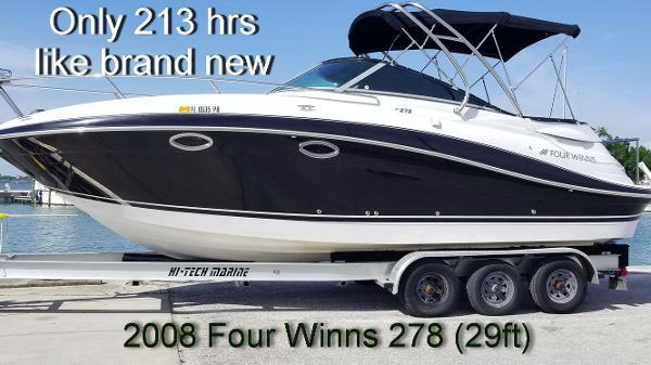 Four Winns V278