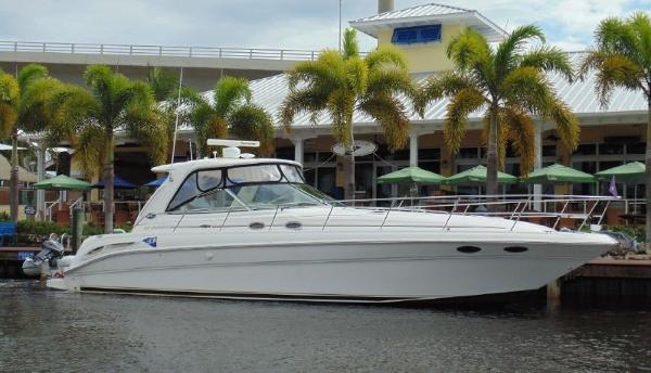 Sea Ray 410 Express Cruiser 410 Sea Ray Express 2003 Hard Top
