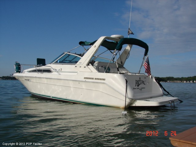 1993 Sea Ray 290 Sundancer for sale in Fremont, IN