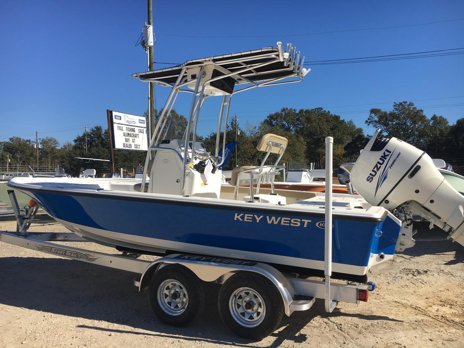 Key West Boats, Inc 210 BR