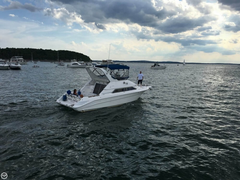 Sea Ray 350 Express Cruiser 1993 Sea Ray 350 Express Bridge for sale in Boston, MA