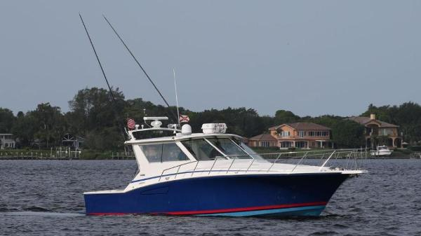 Cabo 45 Express 1997 Cabo 45 Express Reel Life - Profile