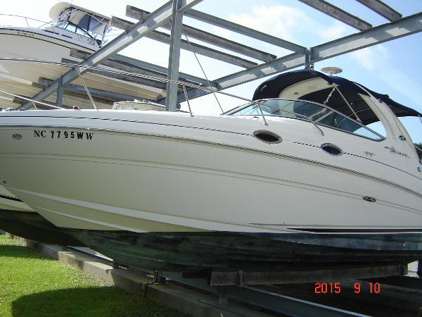 Sports fishing sea ray 280 sundancer boats for sale for Sea ray fish