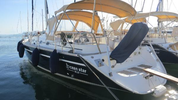 Ocean Star 51.2 Used Ocean Star 51.2 for sale in Greece by Alvea Yachts