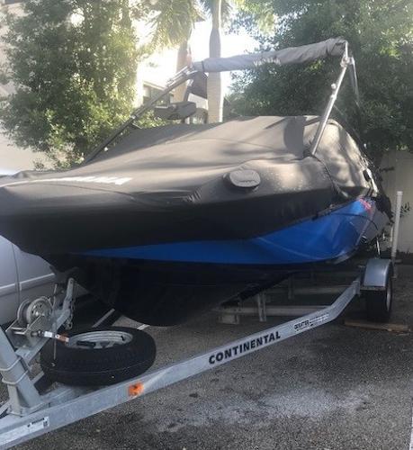 Yamaha Boats AR 192 Turbo Ski Boat