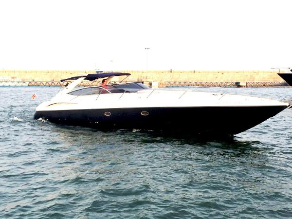 Sunseeker Superhawk 48